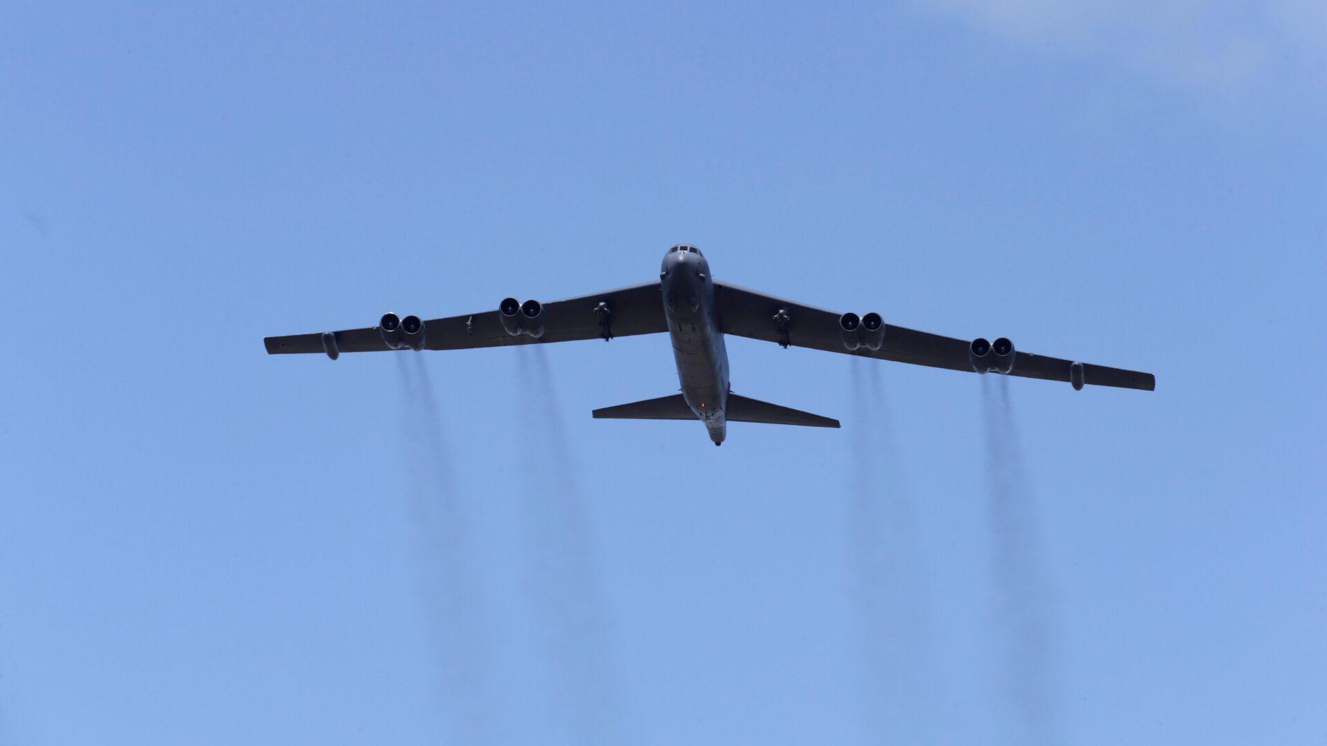 El bombardero estratégico B-52 de la Fuerza Aérea de Estados Unidos - Sputnik Mundo, 1920, 07.08.2021