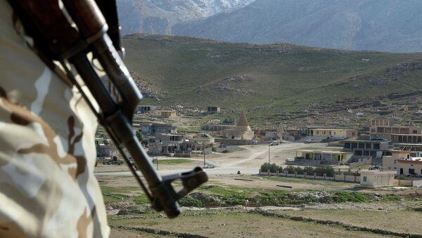 Irak, Sinjar - Sputnik Mundo