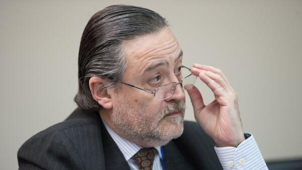 Rafael Enrique González Alemán, el viceministro de Comercio e Inversiones de la Cancillería de Argentina - Sputnik Mundo