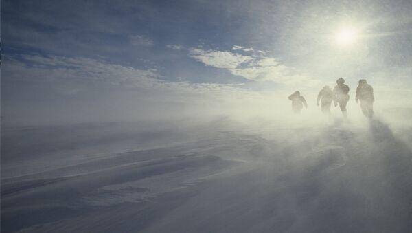 Antártida - Sputnik Mundo