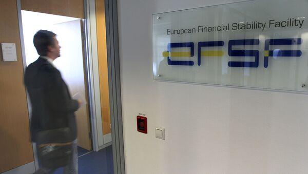 El Fondo Europeo de Estabilidad Financiera - Sputnik Mundo