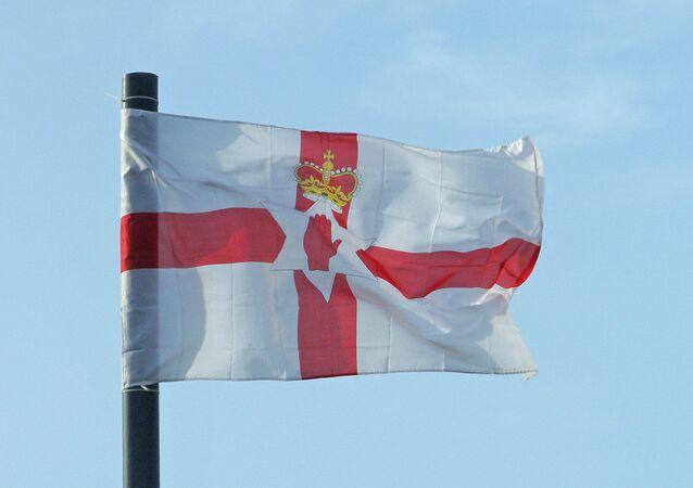 Bandera de Irlanda del Norte