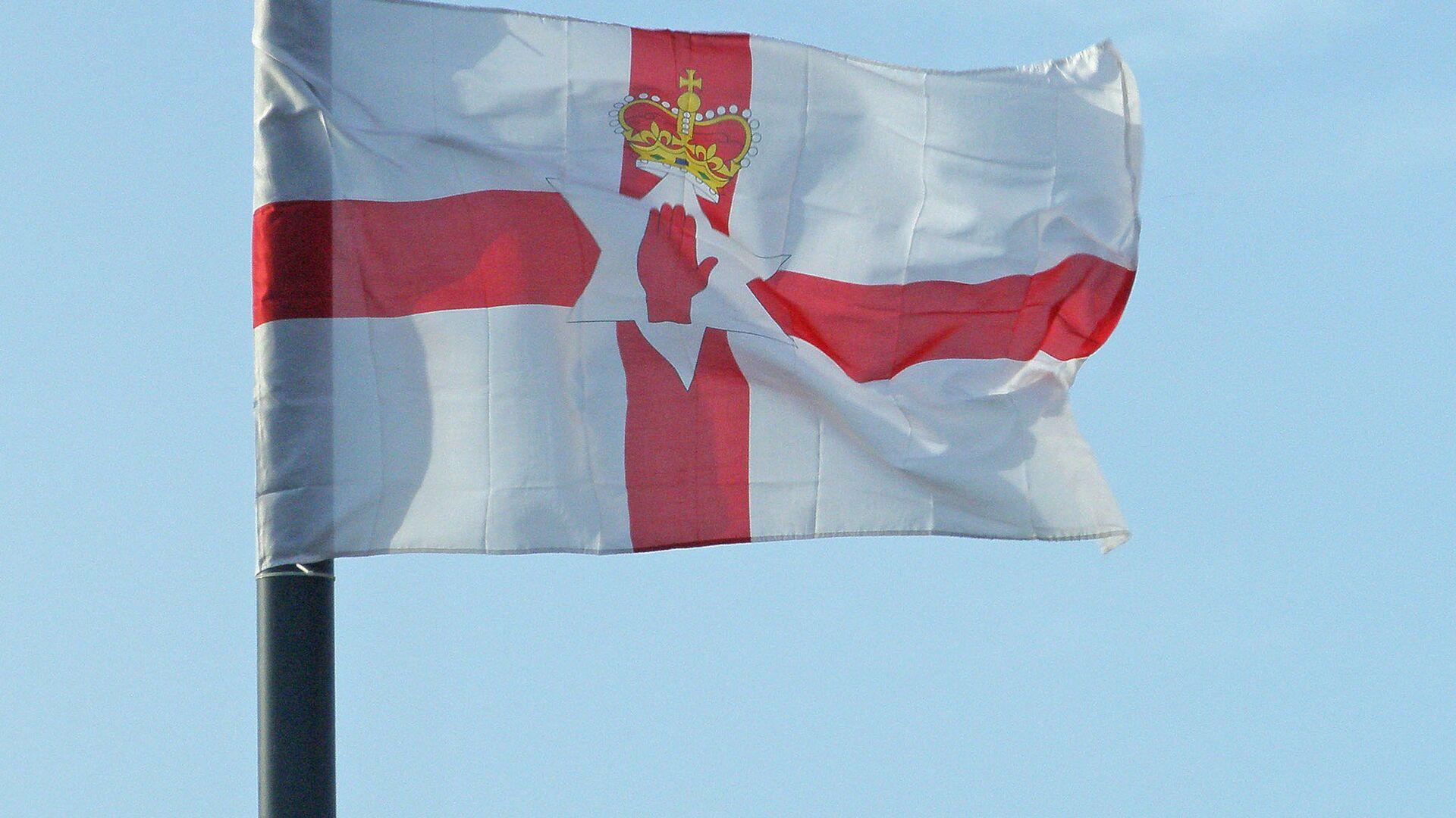 Bandera de Irlanda del Norte - Sputnik Mundo, 1920, 09.04.2021