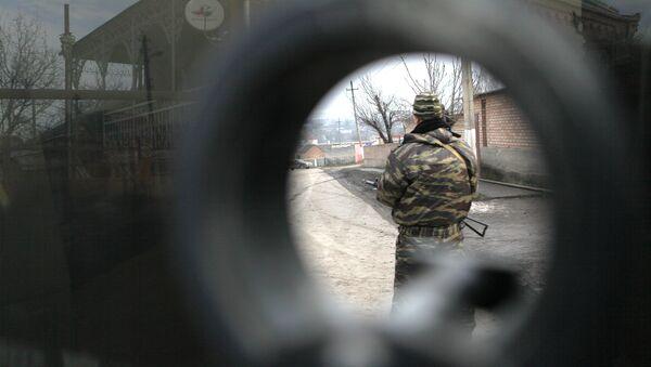 Policía de Ingusetia - Sputnik Mundo