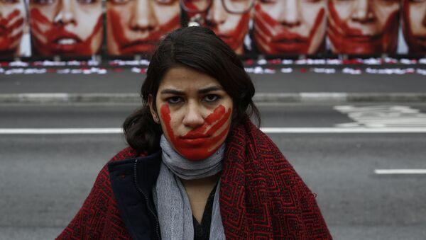 Violencia contra mujeres - Sputnik Mundo