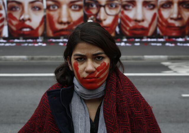 Violencia contra mujer