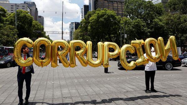 Corrupción - Sputnik Mundo