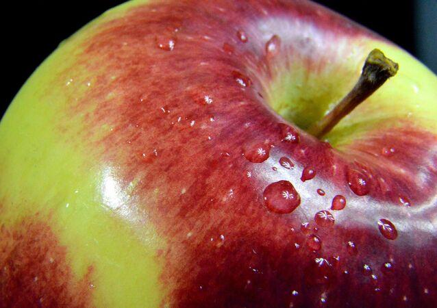 Una manzana