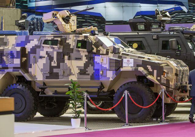 Las innovaciones militares, en una exposición en París