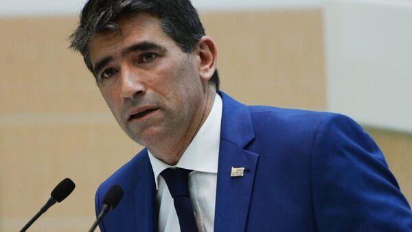 Raúl Sendic, el vicepresidente de Uruguay - Sputnik Mundo