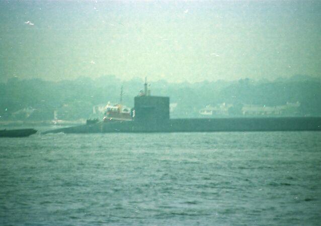 Un submarino