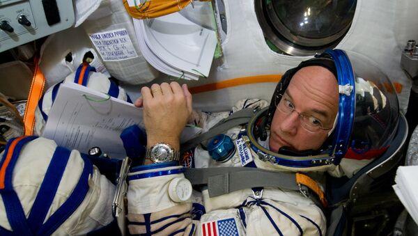 Jeff Williams, astronauta de la NASA - Sputnik Mundo