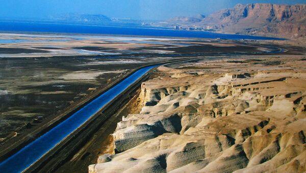 El mar Muerto - Sputnik Mundo
