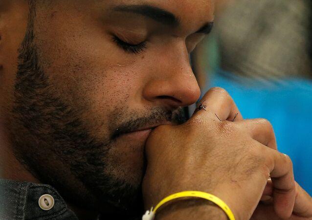 Un sobreviviente del atentando en Orlando