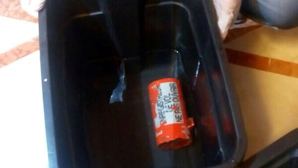 Caja negra del vuelo MS804 - Sputnik Mundo