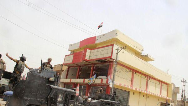 La ciudad iraquí de Faluya - Sputnik Mundo