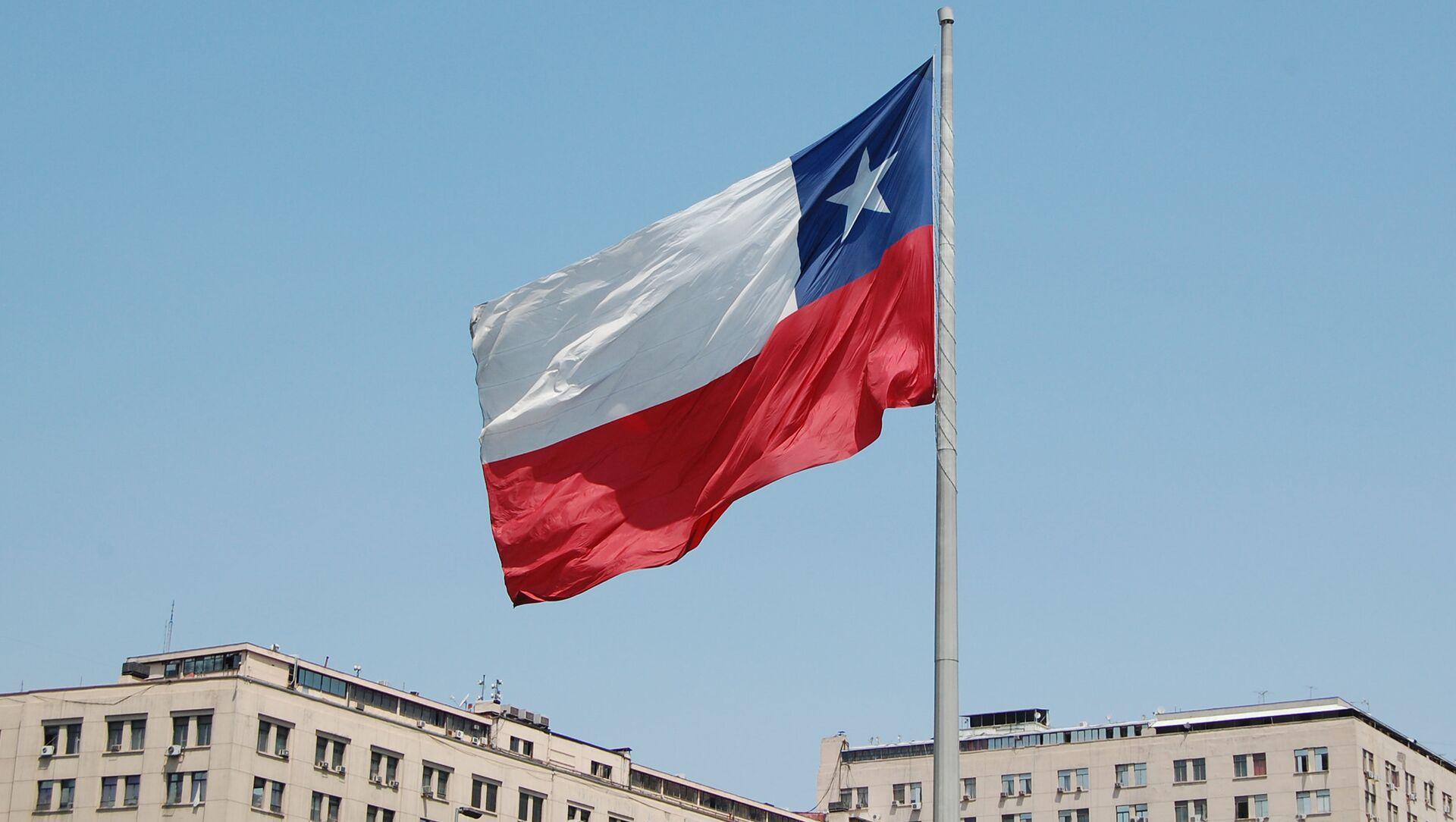 Bandera de Chile - Sputnik Mundo, 1920, 02.02.2021
