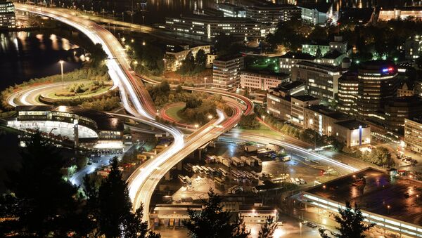 Ciudad de Bergen, Noruega - Sputnik Mundo