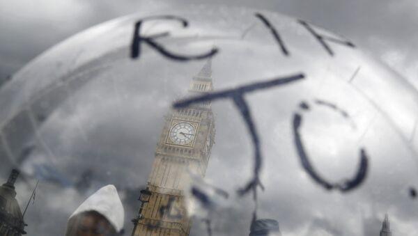 Homenaje a Jo Cox, diputada laborista británica - Sputnik Mundo