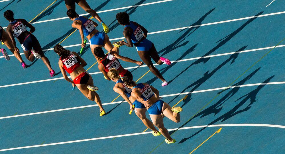 Campeonato Mundial de Atletismo (archivo)