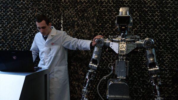 'Iván el Terminator' - Sputnik Mundo