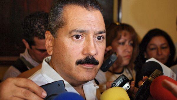 Manlio Fabio Beltrones, líder nacional del Partido Revolucionario Institucional (PRI) - Sputnik Mundo
