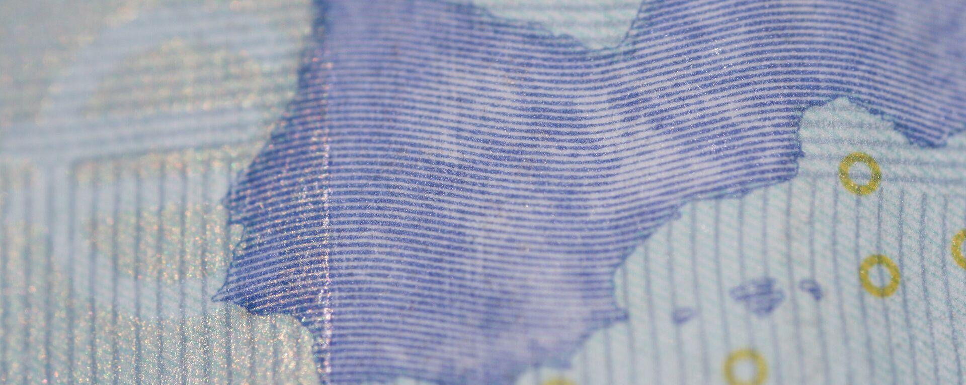 España en el billete de euro - Sputnik Mundo, 1920, 06.05.2021