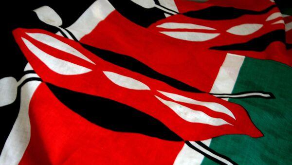Bandera de Kenia - Sputnik Mundo