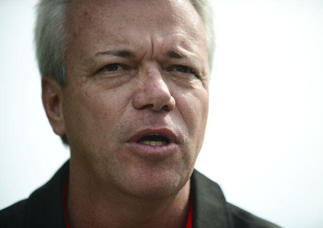 Jhon Jairo Velasquez, alias Popeye, exjefe de sicarios de Pablo Escobar
