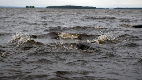 El lago de Siamózero en Carelia - Sputnik Mundo