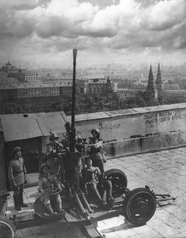 Los primeros días de la guerra más atroz - Sputnik Mundo