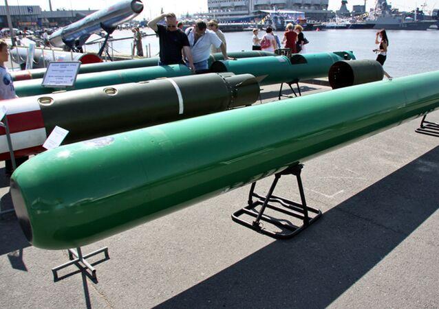 El torpedo ruso Fizik