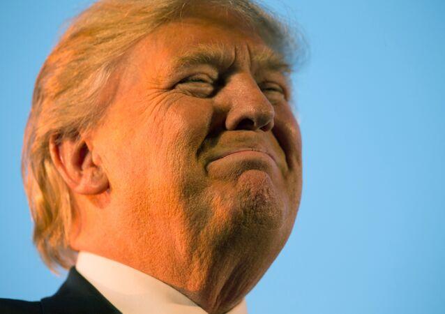 Donald Trump, candidato presidencial republicano