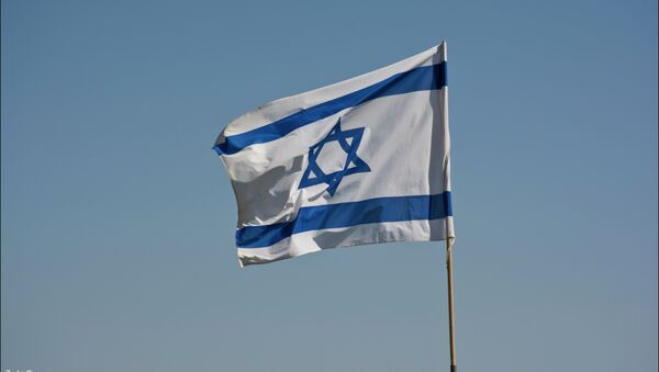 Flag of Israel - Sputnik Mundo