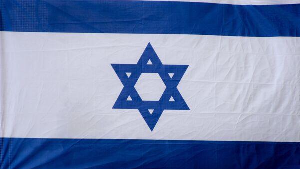 La bandera de Israel - Sputnik Mundo