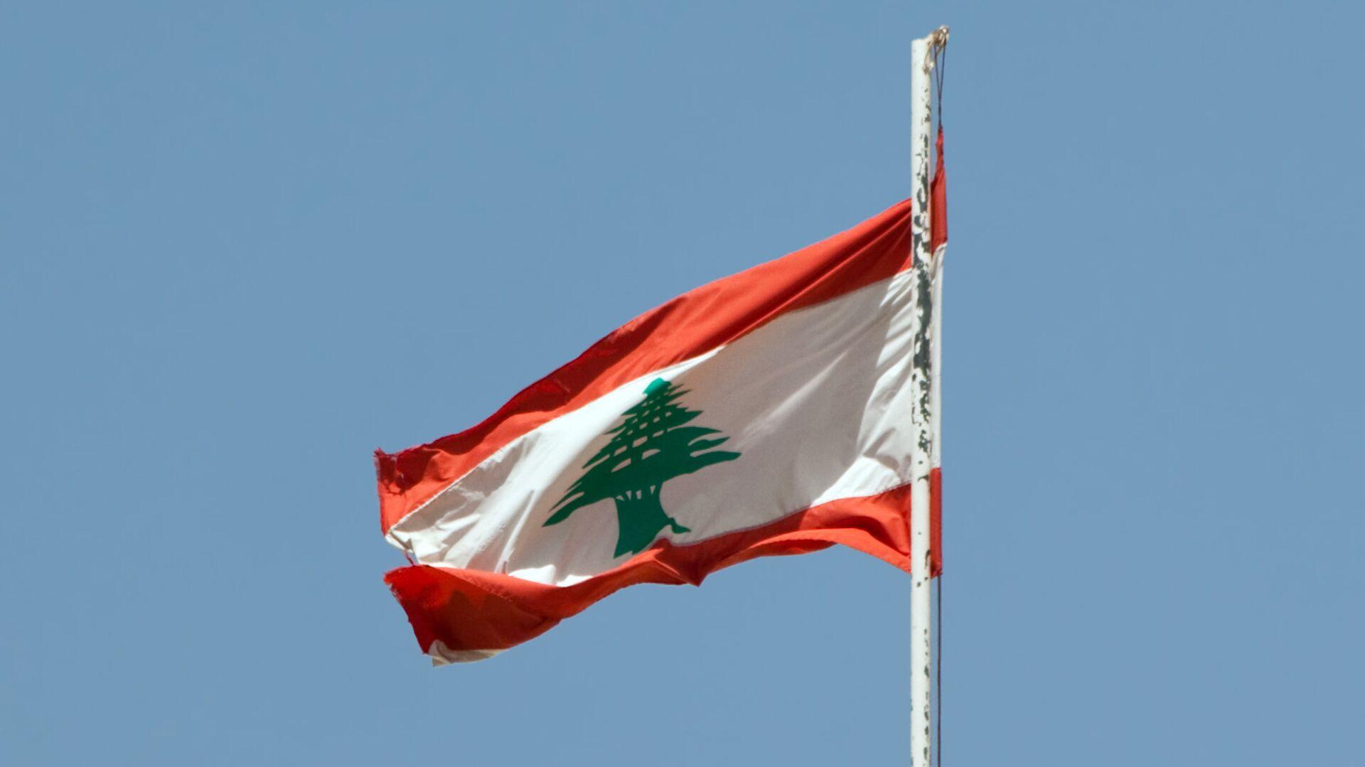 Bandera del Líbano - Sputnik Mundo, 1920, 28.04.2021