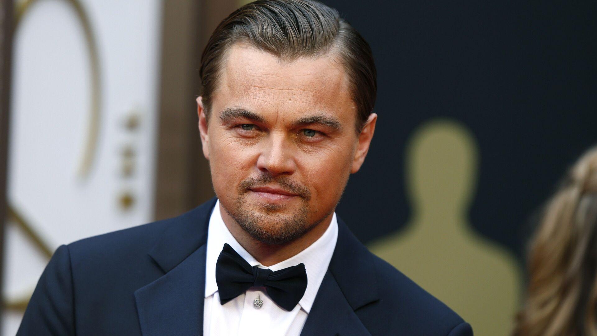 Leonardo Di Caprio, el actor estadounidense - Sputnik Mundo, 1920, 03.06.2021