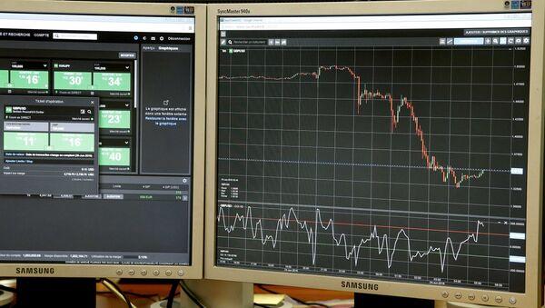La caída de la libra esterlina - Sputnik Mundo