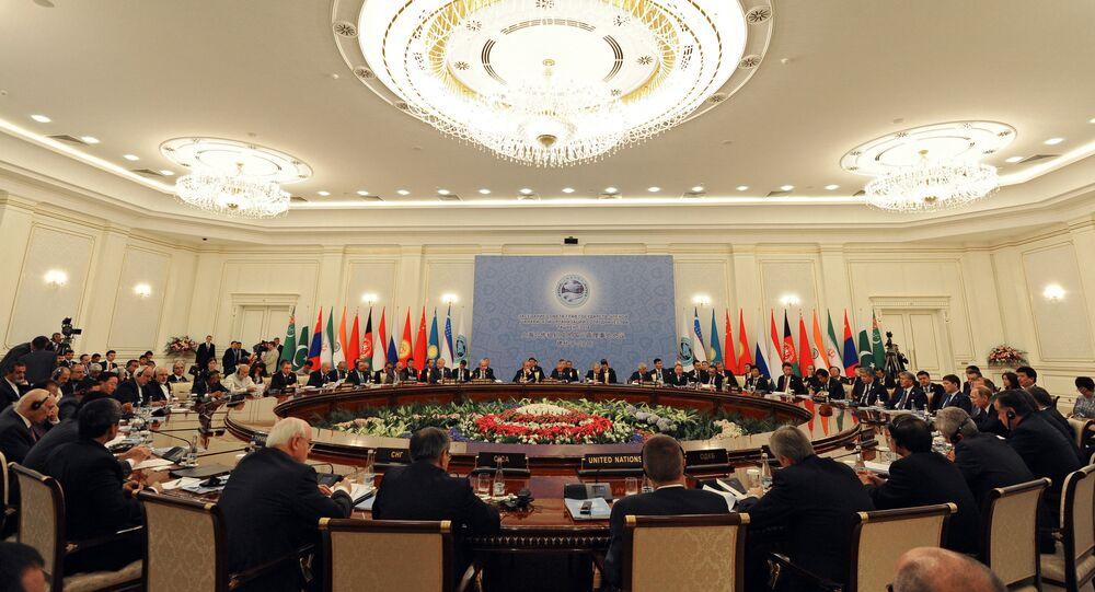 Cumbre de la OCS en Taskent