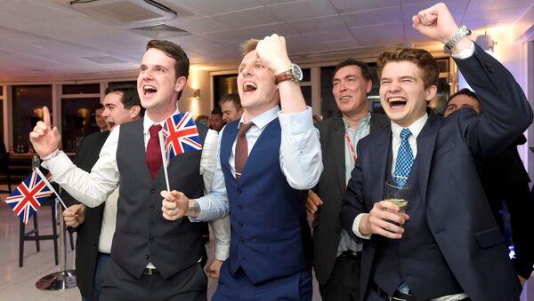 Los resultados del referéndum en el Reino Unido sobre la salida de la UE - Sputnik Mundo