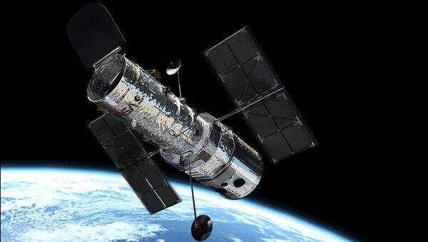 Telescopio Espacial Hubble - Sputnik Mundo