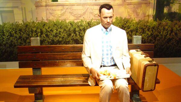 Tom Hanks/Forrest Gump figure at Madame Tussauds Hollywood - Sputnik Mundo