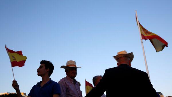 Banderas de España - Sputnik Mundo