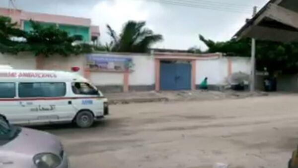 Ataque contra un hotel en Somalia - Sputnik Mundo
