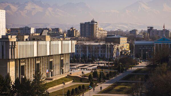 Biskek, capital de Kirguistán - Sputnik Mundo