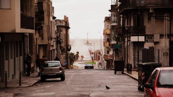 Calle de Montevideo - Sputnik Mundo