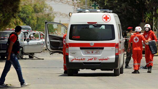 Atentado en Líbano - Sputnik Mundo