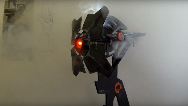 Prototipo ruso del escáner volador de Half-Life 2 - Sputnik Mundo