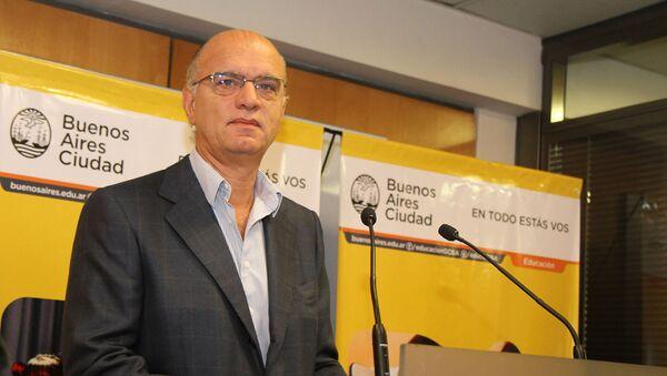 Néstor Grindetti en 2012 - Sputnik Mundo