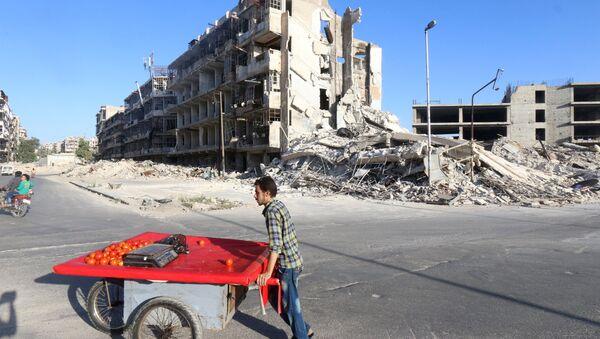 Tregua en Siria (archivo) - Sputnik Mundo